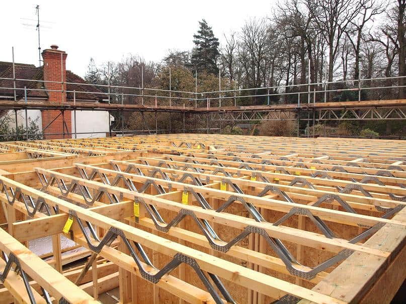 Self build timber frame houses part 4 for Ready to build homes
