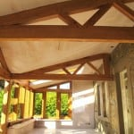 Oak Frame Building