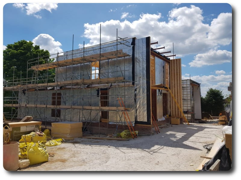 Luxury Timber Frame Homes in High Wycombe