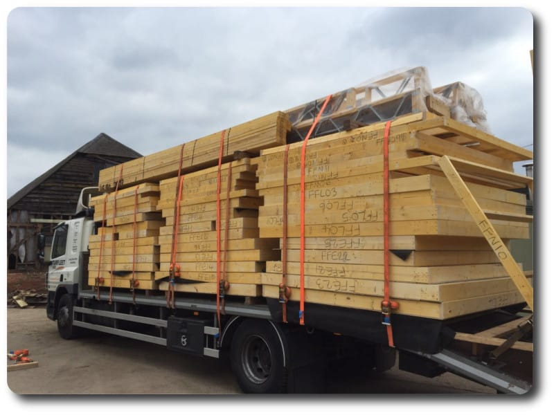 Choose Vision Development for Your Timber Frame Project