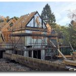 Phase 2 – New Build Closed Panel Timber Frame House in Cold Ash, Berkshire