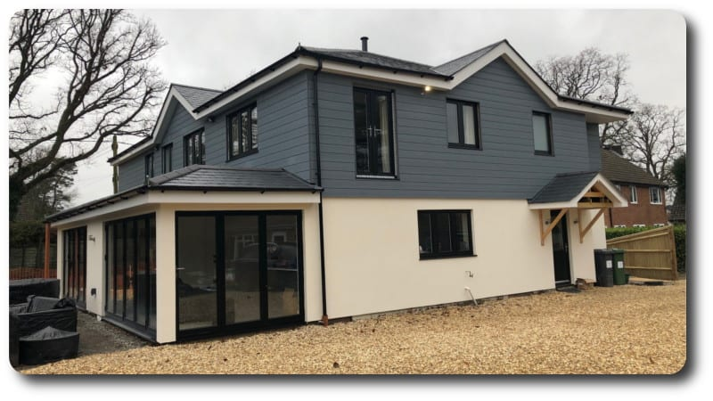 Timber Frame Extensions to Cottage in Highclere, Berkshire